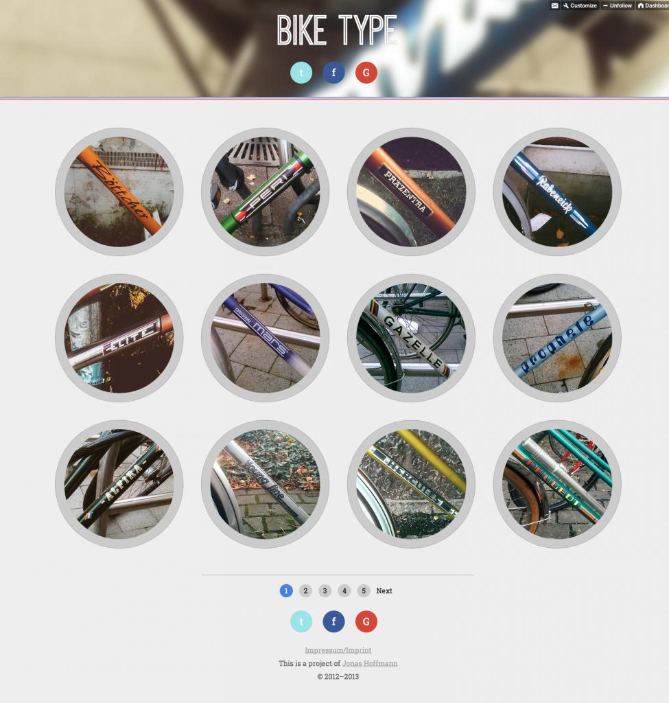 Bike Type