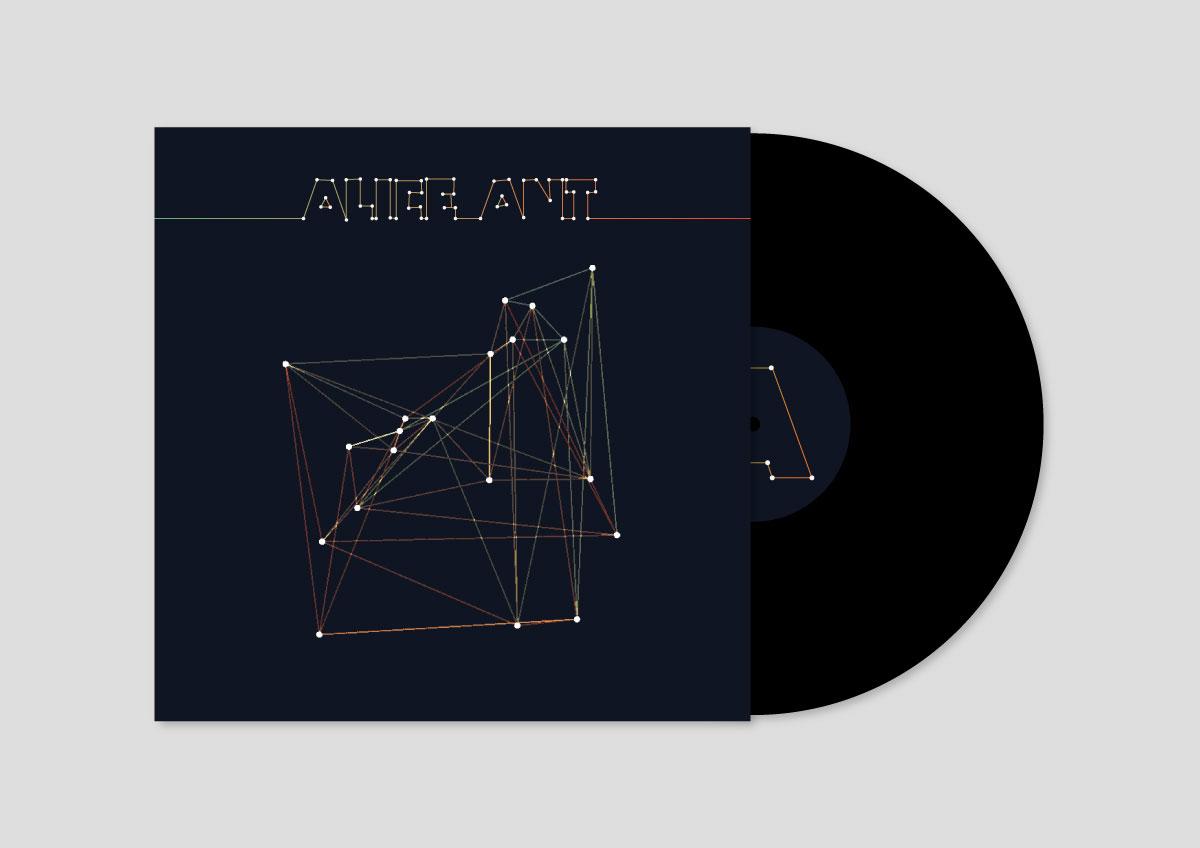 Alice Ant EP LP front